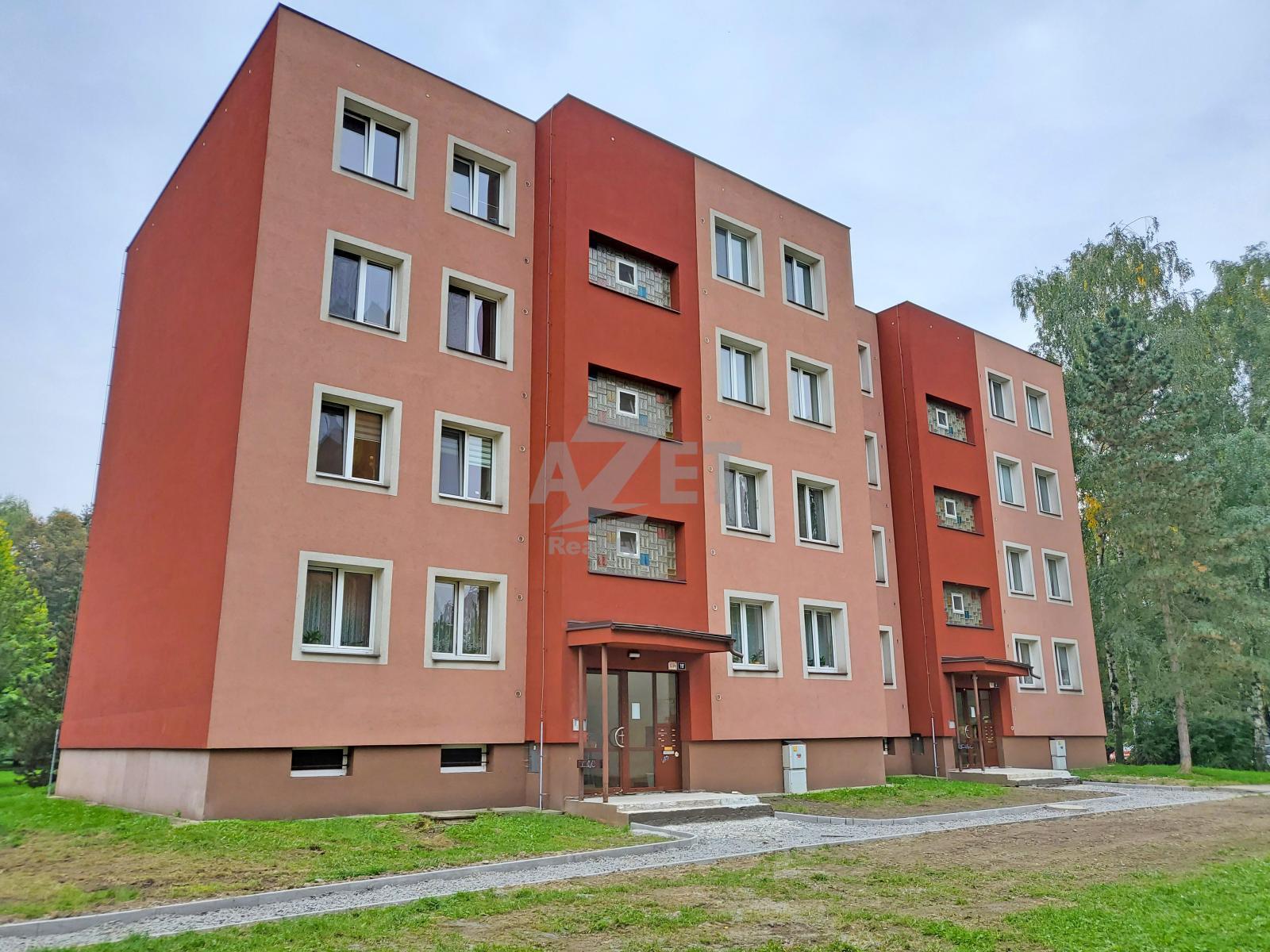 Prodej byt 2+1, 55m, Krestova, Ostrava-Hrabůvka