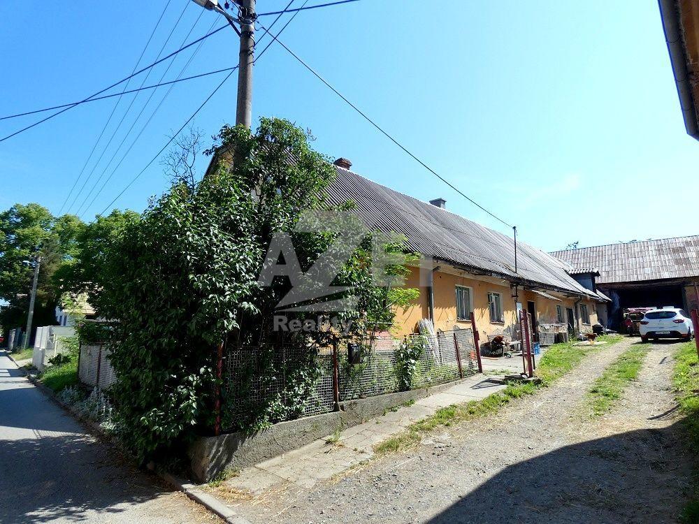 Prodej rodinný dům/ zemědělská usedlost Vítkov