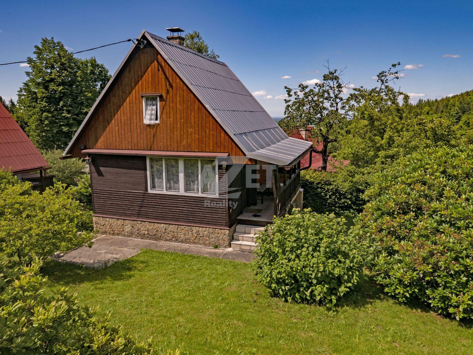 Prodej, chata 3+kk, 60 m2, Frýdlant nad Ostravicí, Lubno