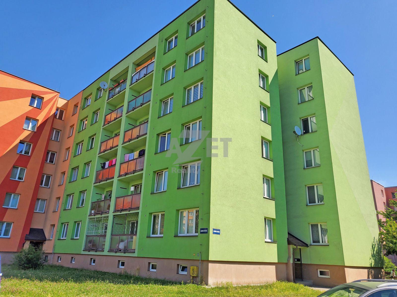 Prodej, byt 3+1, 68 m2, Ostrava - Dubina , ul. J. Matuška