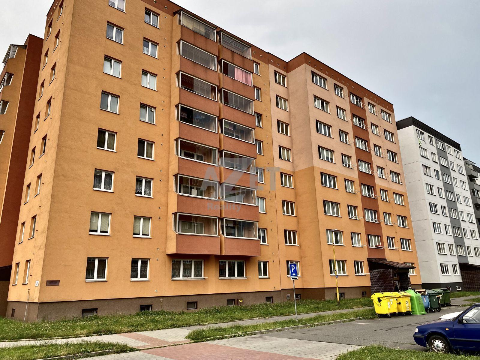 Prodej, byt 3+1, 73 m2, Havířov - Šumbark, ul. Střední