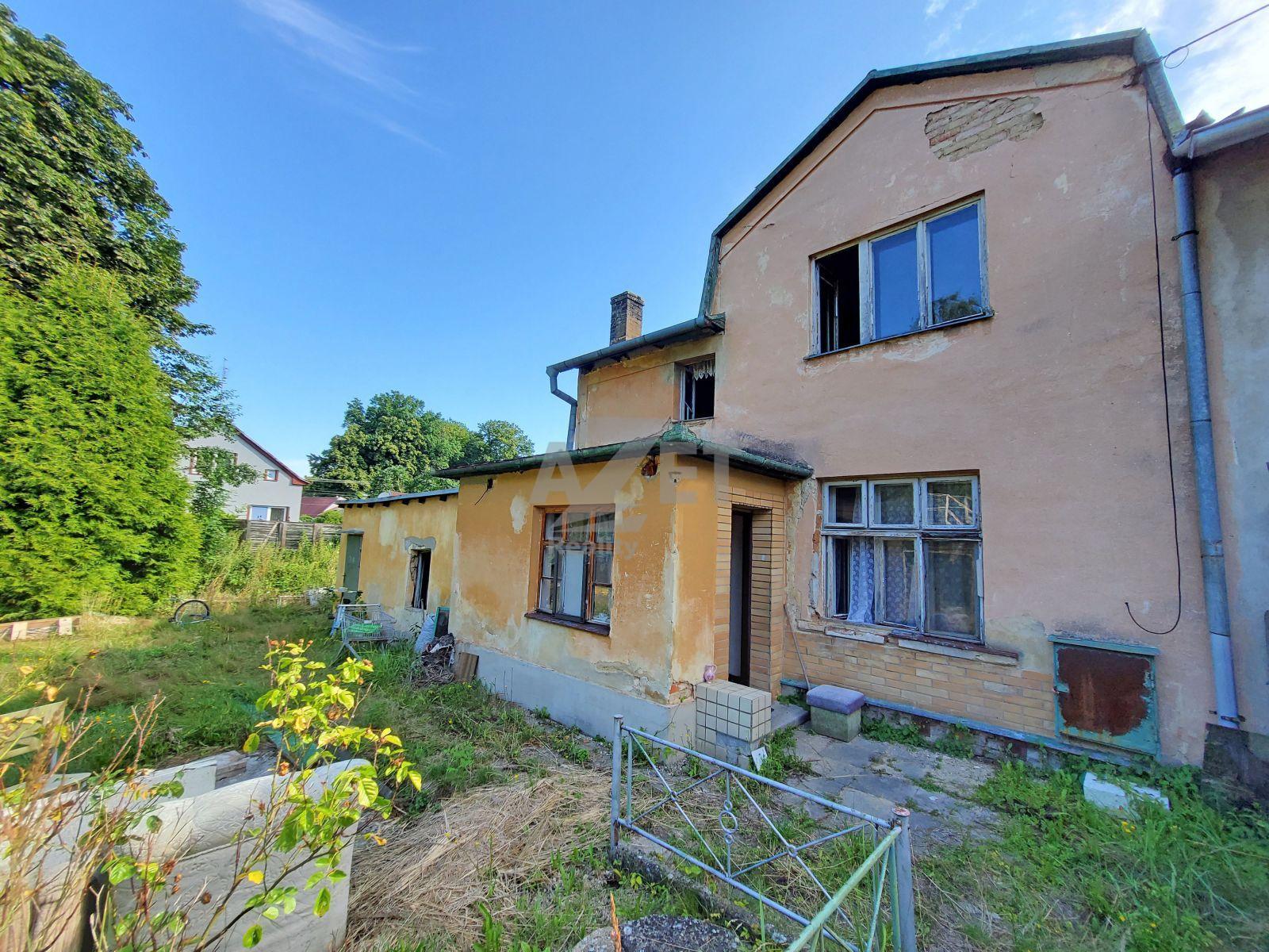Prodej, Rodinný dům 4+1, 90 m2, Polanka nad Odrou