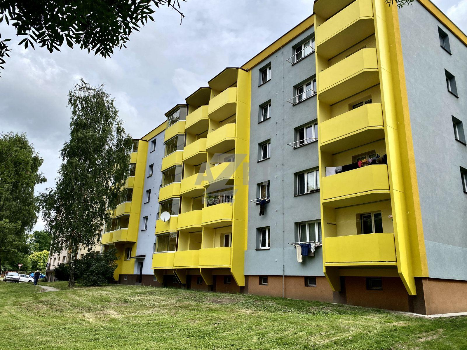 Prodej, byt 2+1, 54 m2, Karviná - Mizerov, ul. Čajkovského