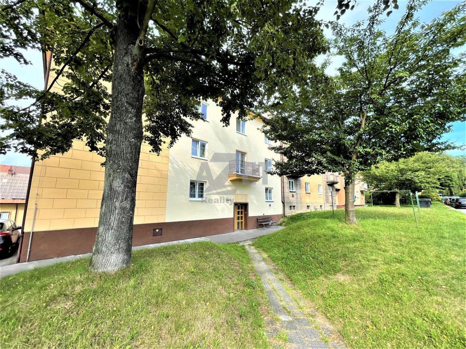 Prodej, byt 1+1, 42 m2, Ostrava-Vratimov, ul. Na Vyhlídce