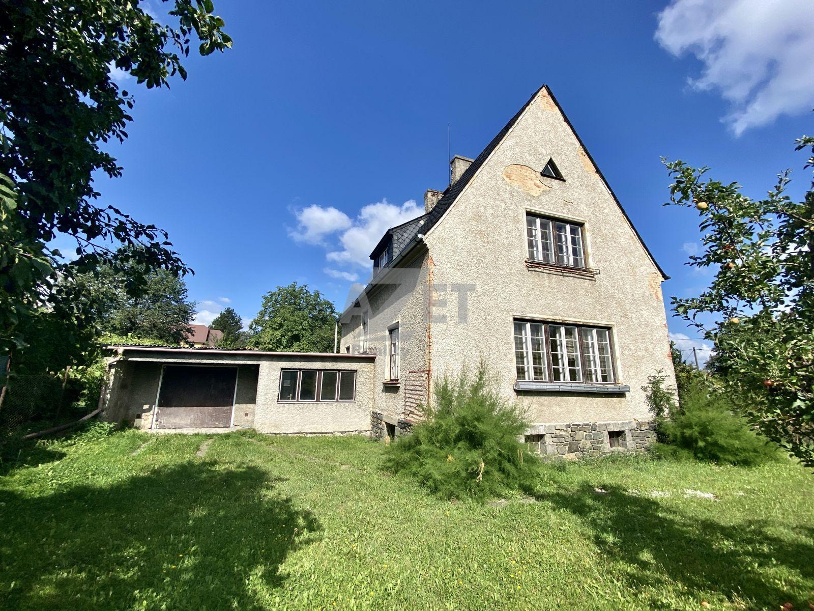 Prodej, dům 5+1, 310 m2, Město Albrechtice