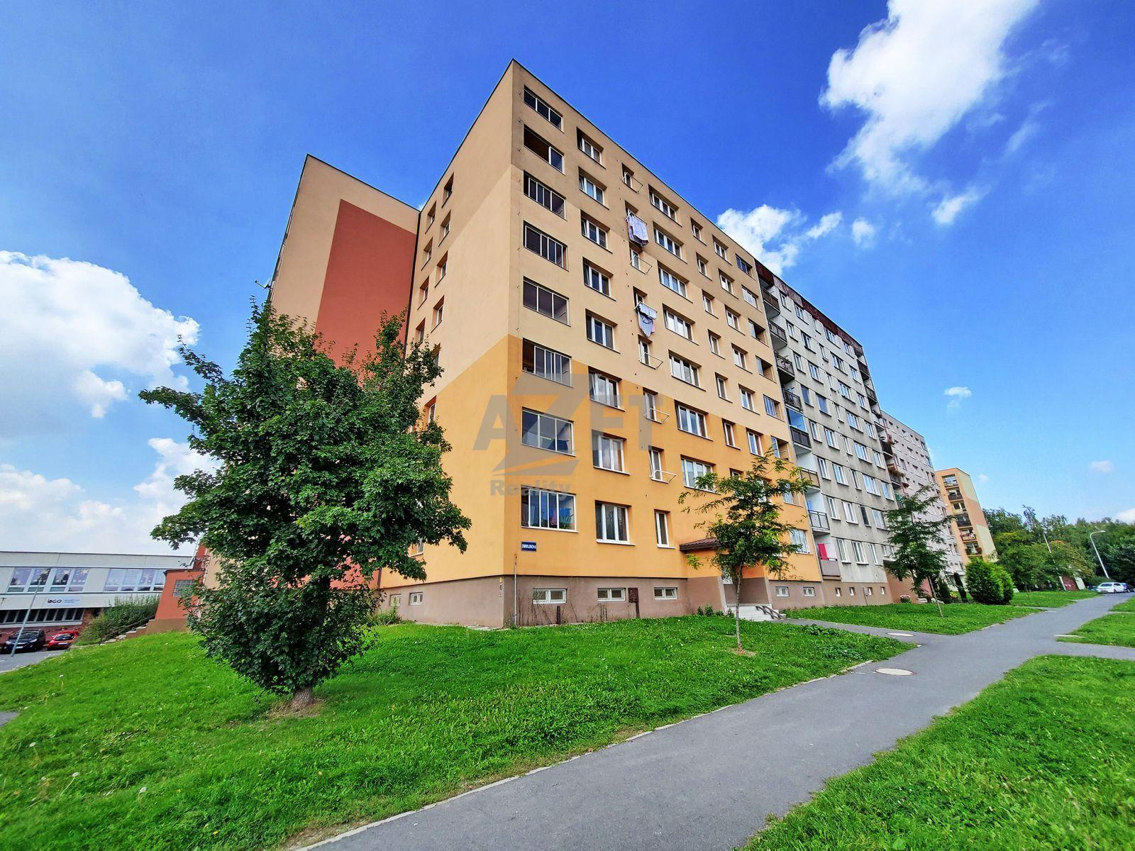 Prodej, byt 3+1, 65 m2, Ostrava - Zábřeh, ul. Zimmlerova