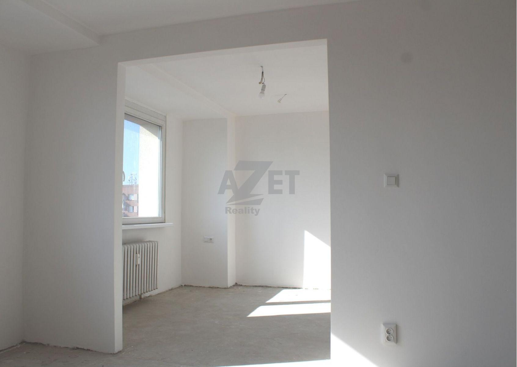 Prodej, byt 3+1, 62 m2, Ostrava, ul.Klegova