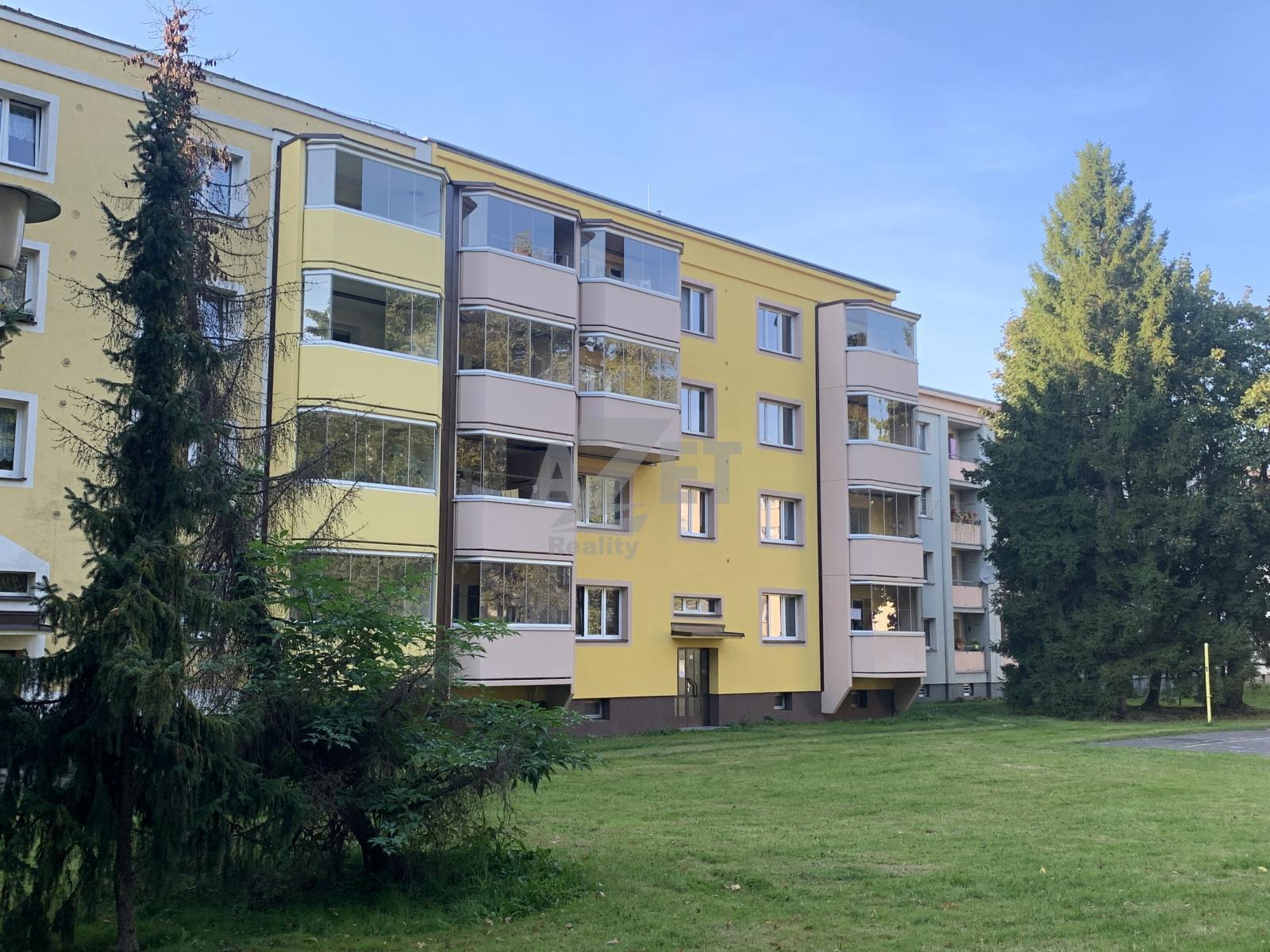 Prodej, byt 2+1, 54 m2, Ostrava - Zábřeh, ul. Jiskřiček