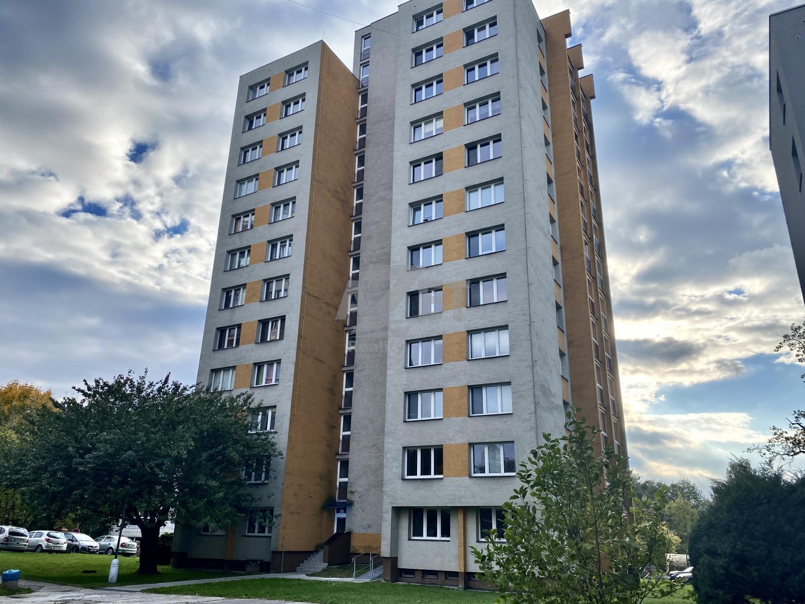 Prodej, byt 1+1, 45 m2, Orlová - Lutyně, ul. Polní