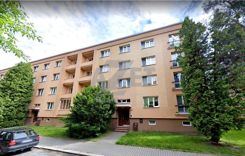 Prodej, byt 2+1 Mírova, Studénka