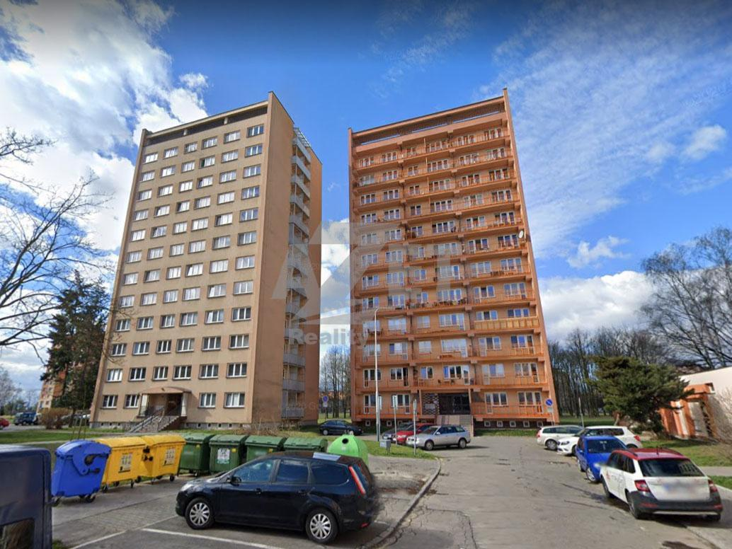 Prodej, byt 1+1, 30 m2, Ostrava-Poruba, ul. Kubánská