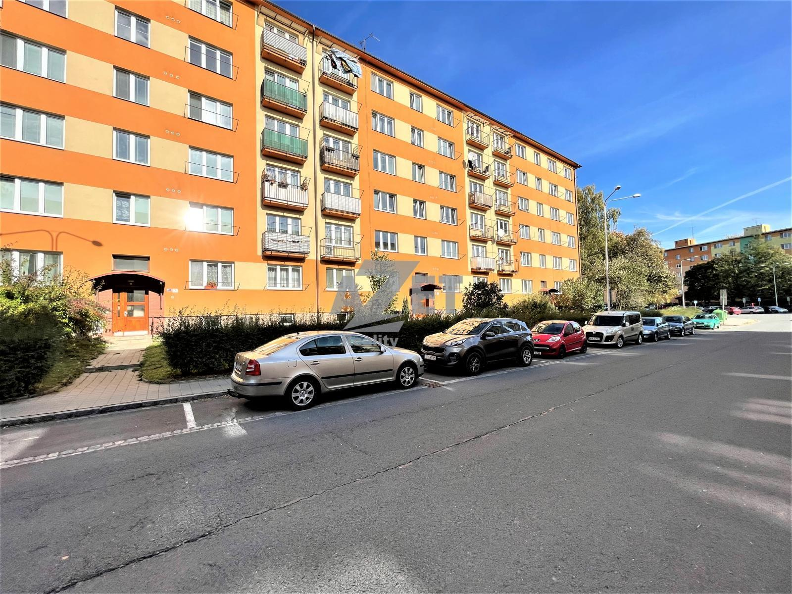 Prodej, byt 2+1, 54 m2, Ostrava-Poruba, ul. Resslova