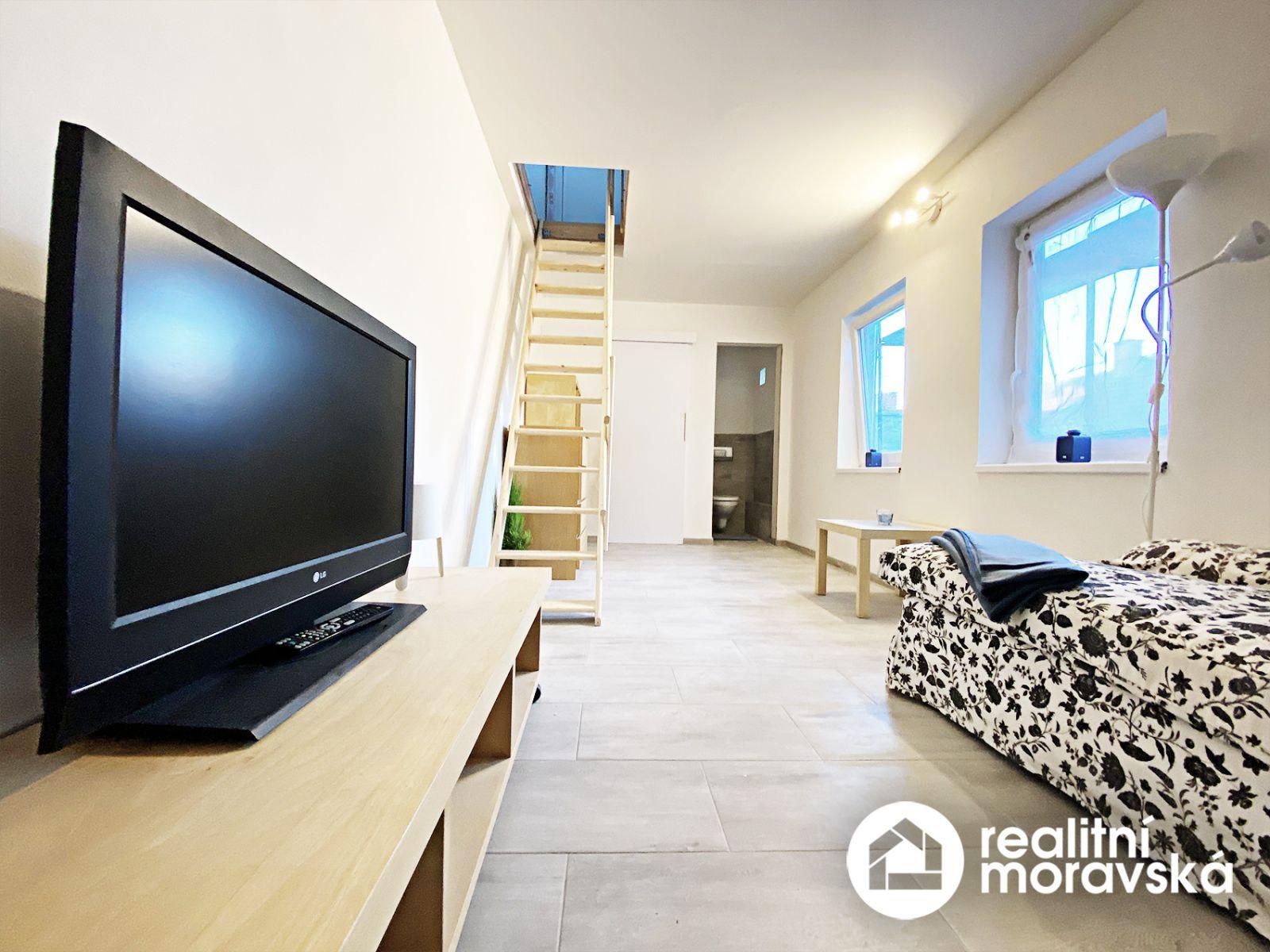 Pronájem bytu 2+kk v Brně - Bystrci