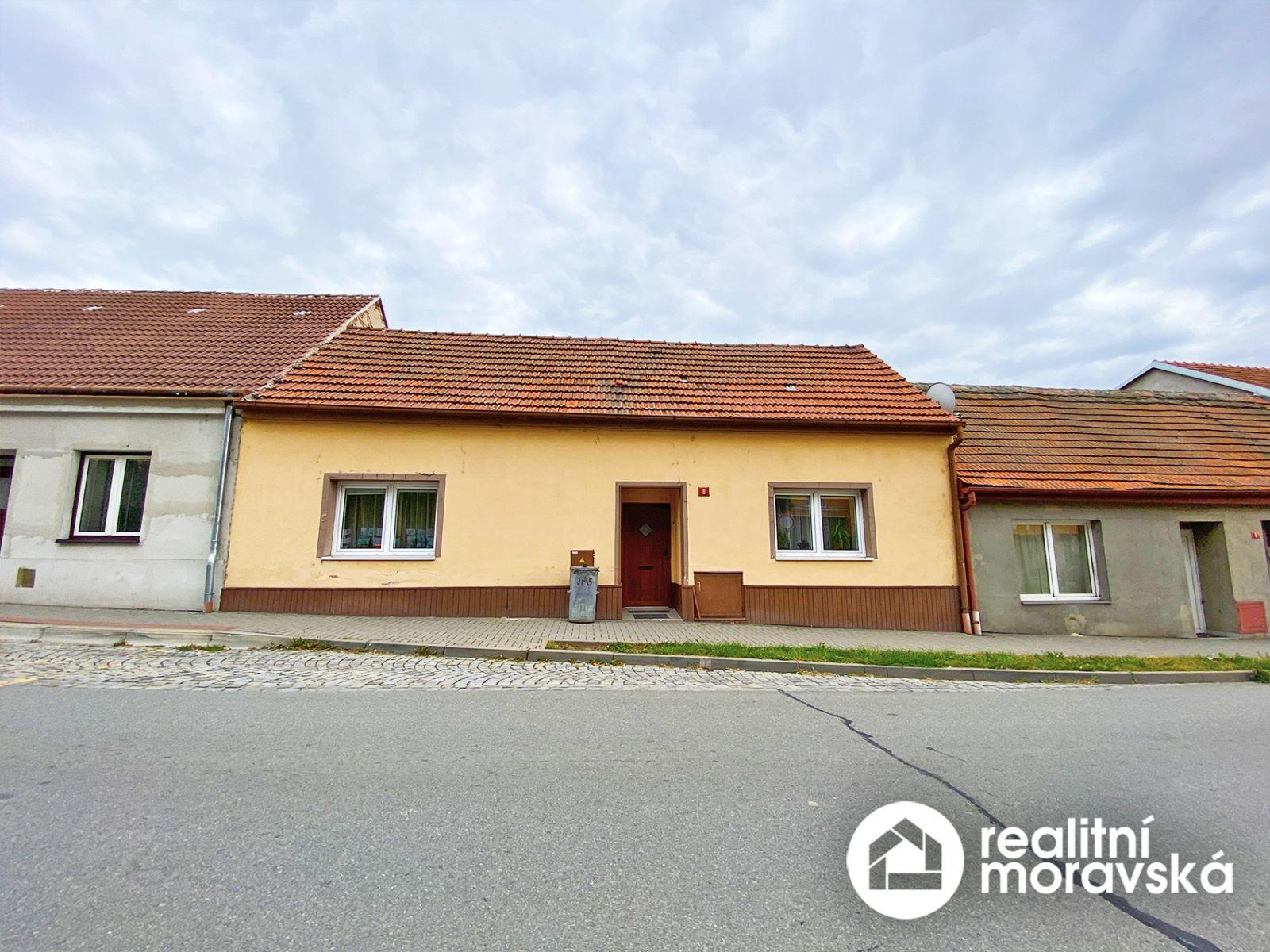 Prodej rodinného domu v Ivančicích