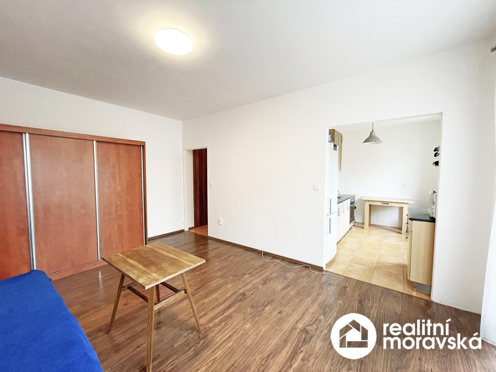 Pronájem bytu 1+1 v Ivančicích