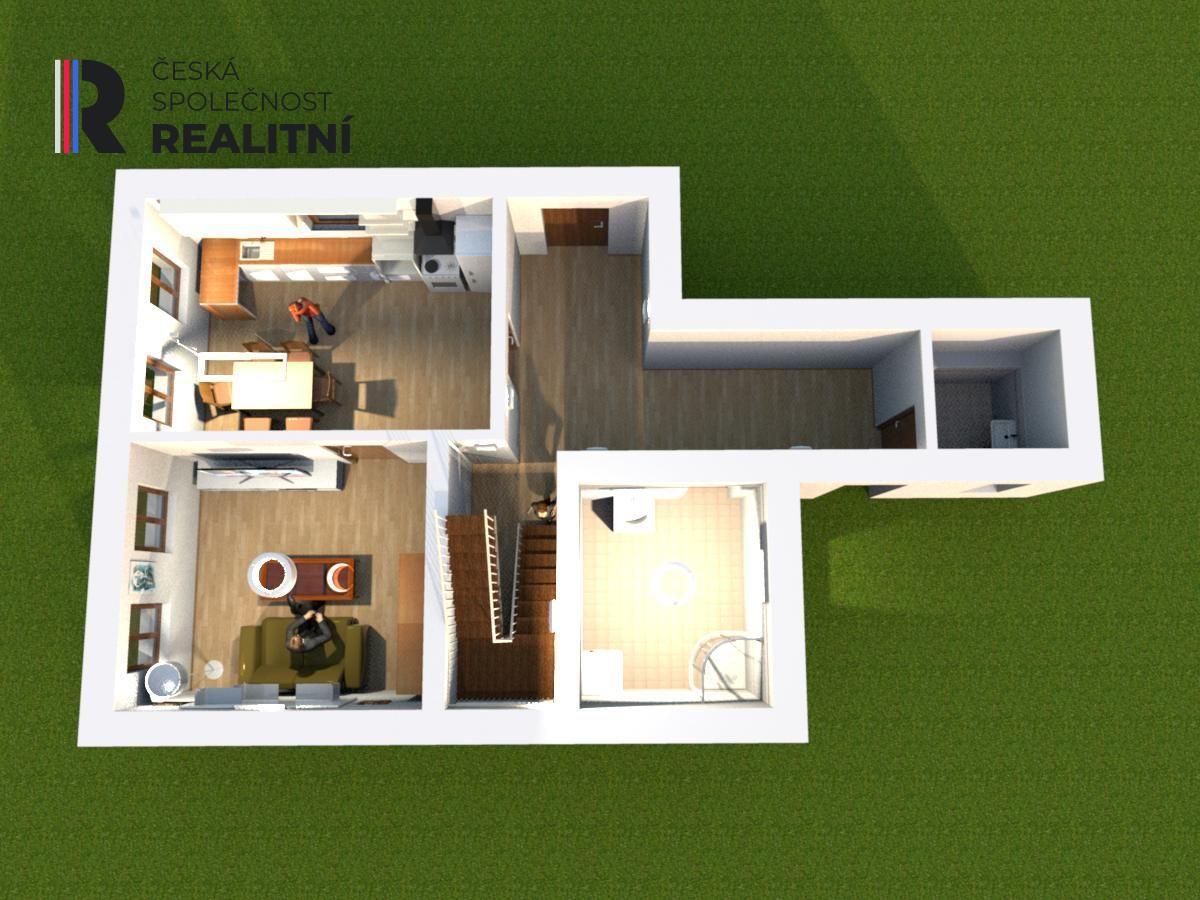 Prodej, Dům RD v bloku, 120m2, Jihlava