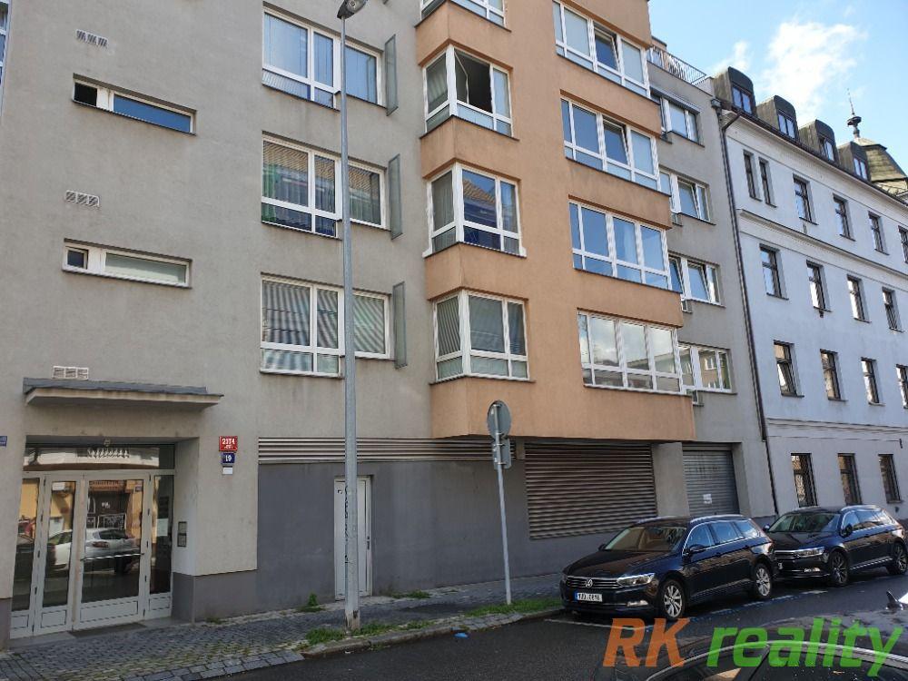 Praha 8 Libeň ul. Kurta Konráda
