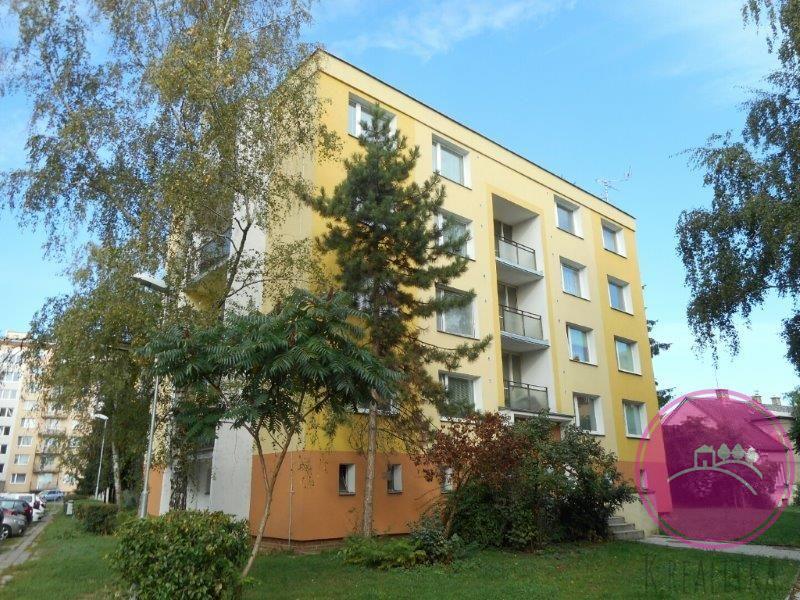 Pronájem dvoulůžkového pokoje v bytě 3+1 na ulici Nešporova v Olomouci