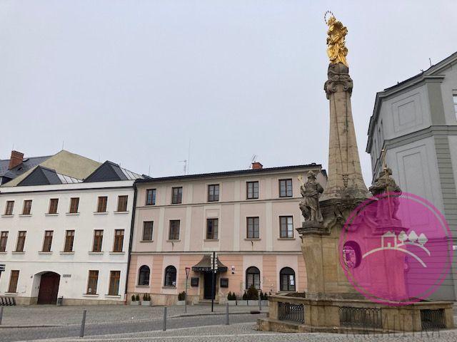 Pronájem podkrovního bytu 2+kk přímo v centru města Šternberk