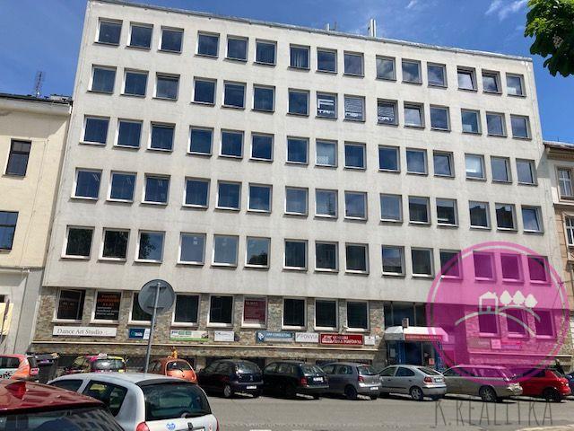 Pronájem kanceláře 20 m2 v centru Olomouce na ulici Krapkova