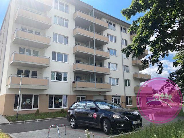 Pronájem parkovacího stání na ulici Tovární v Olomouci