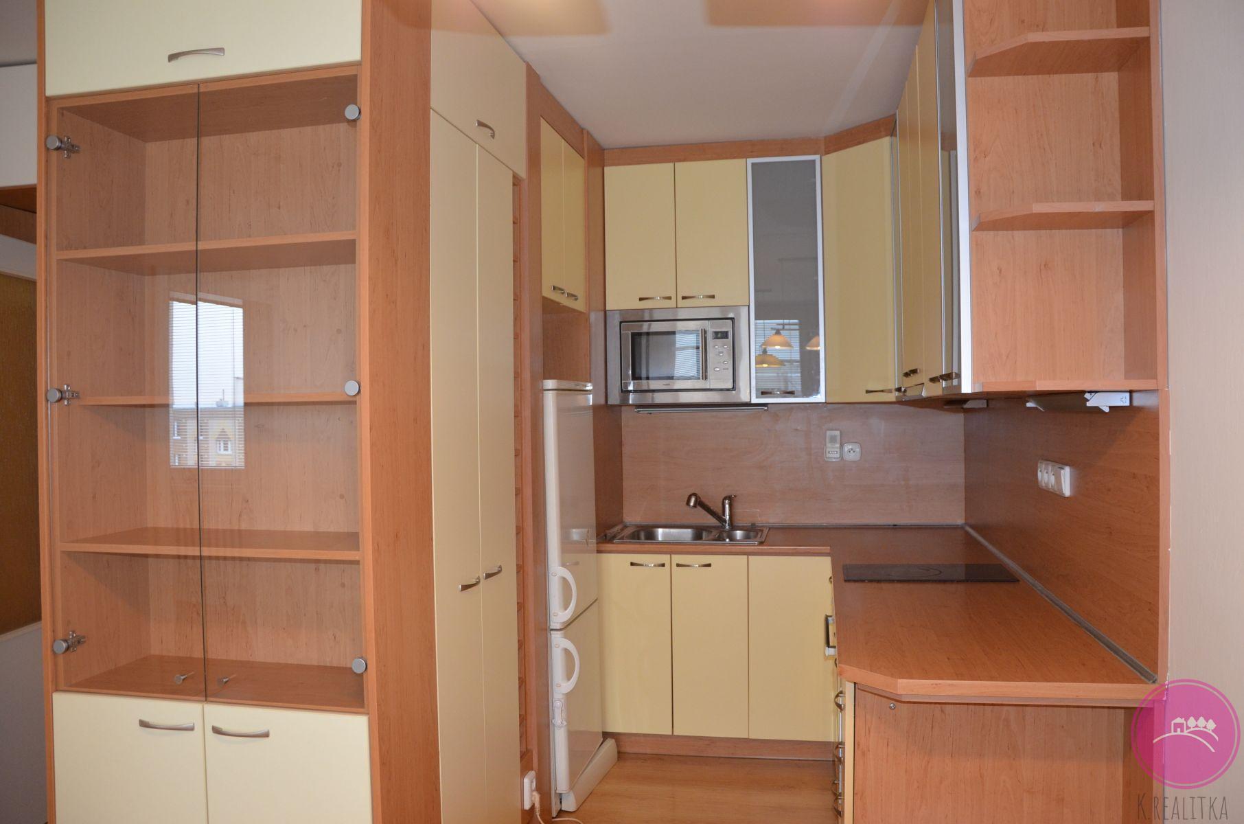 Pronájem bytu 2+kk s balkonem v Olomouci