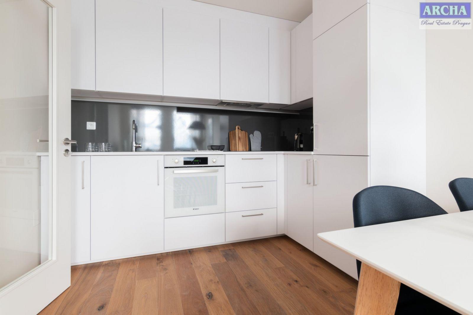 Prodej 3+kk, plocha 90,4  m2, terasa, 4.NP, Praha 2 Vinohrady