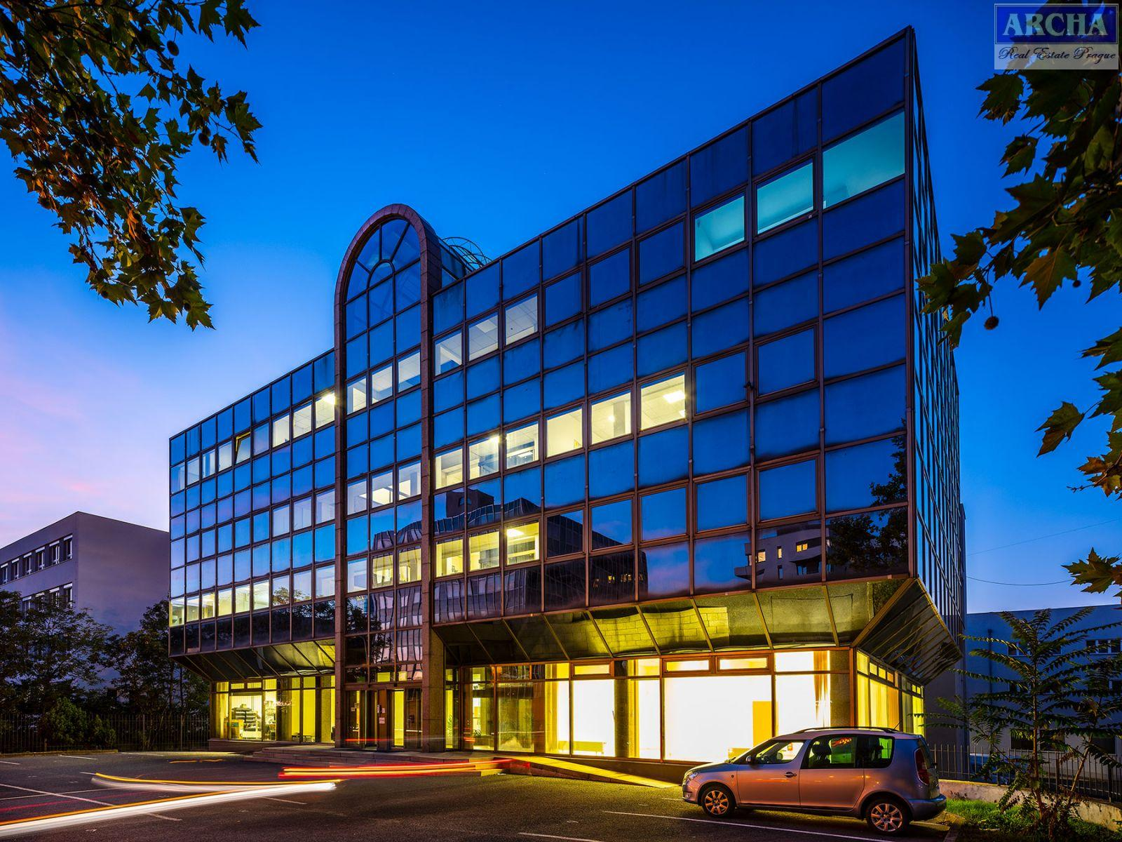 Nájem moderních kanceláří 50 m2, 2.patro, Praha 4 Michle