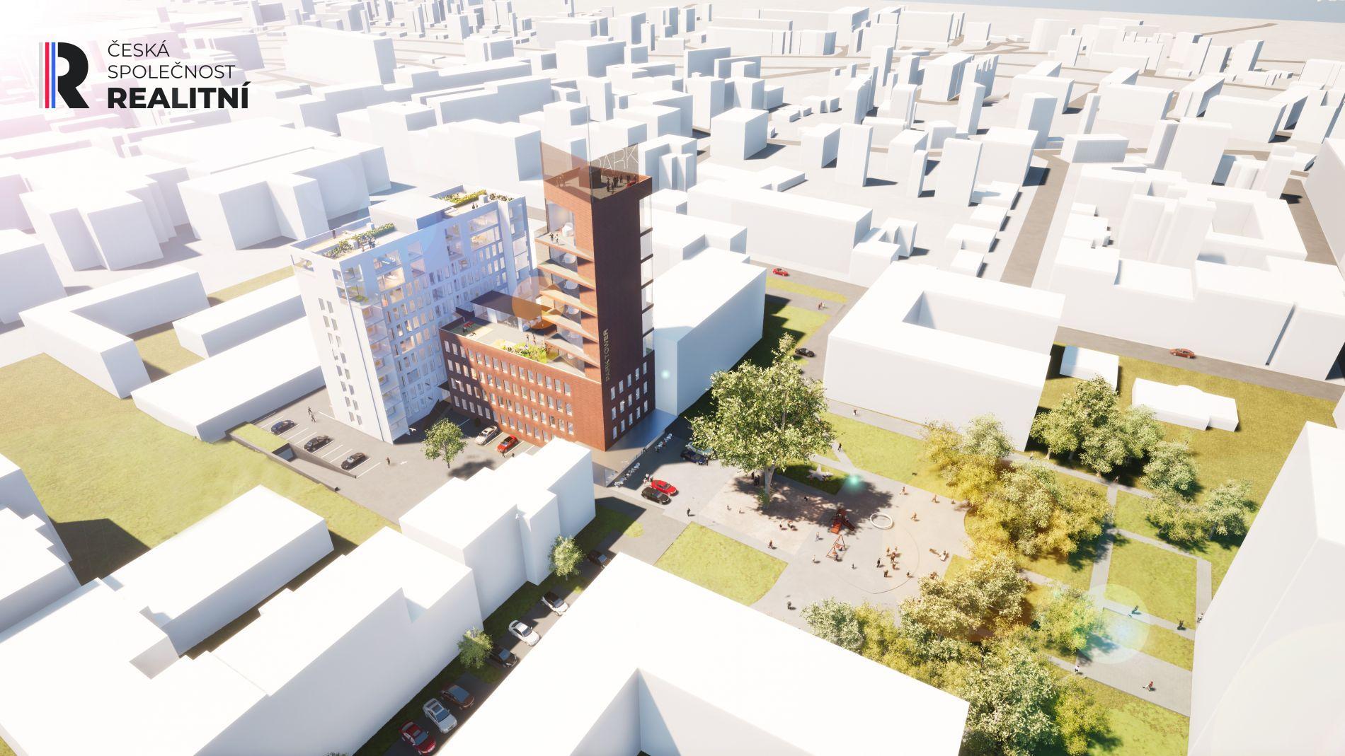 Prodej, Byt 2kk s terasou, 110,5 m2, Zlín - Lorencova ul.