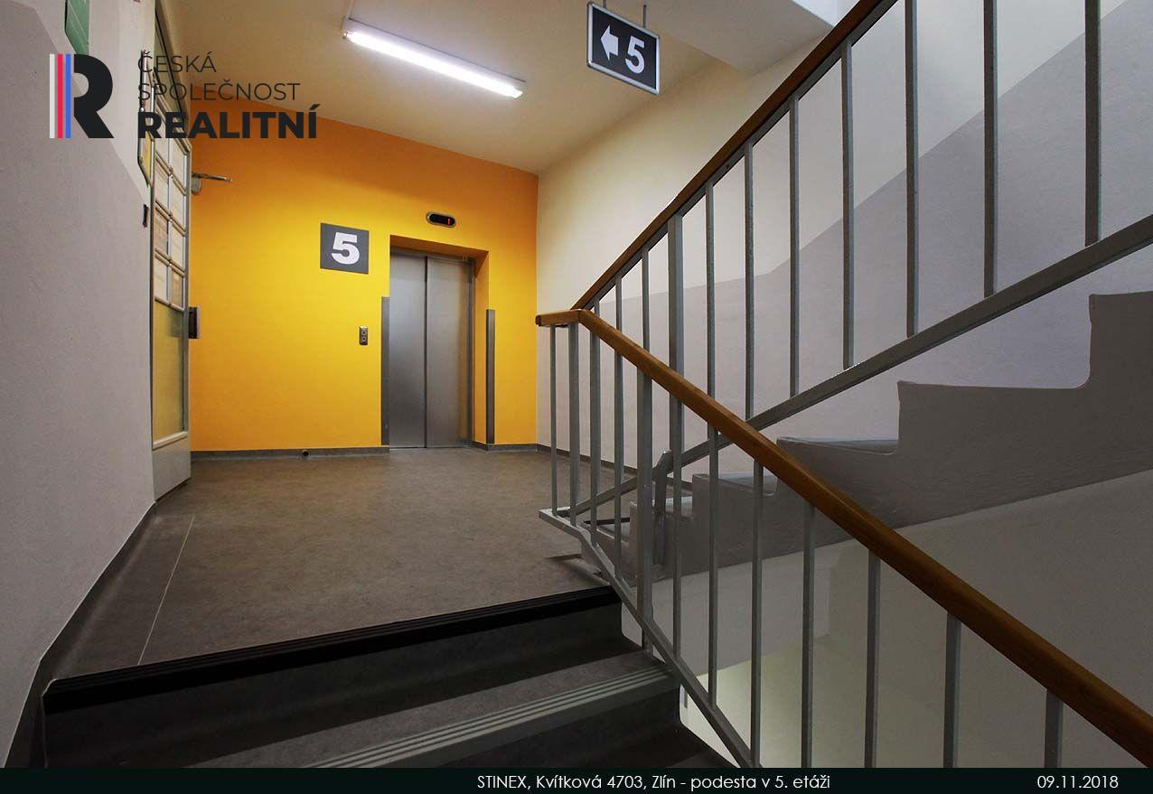 Pronájem, Komerční prostory kancelářské, 15,76 m2, Zlín