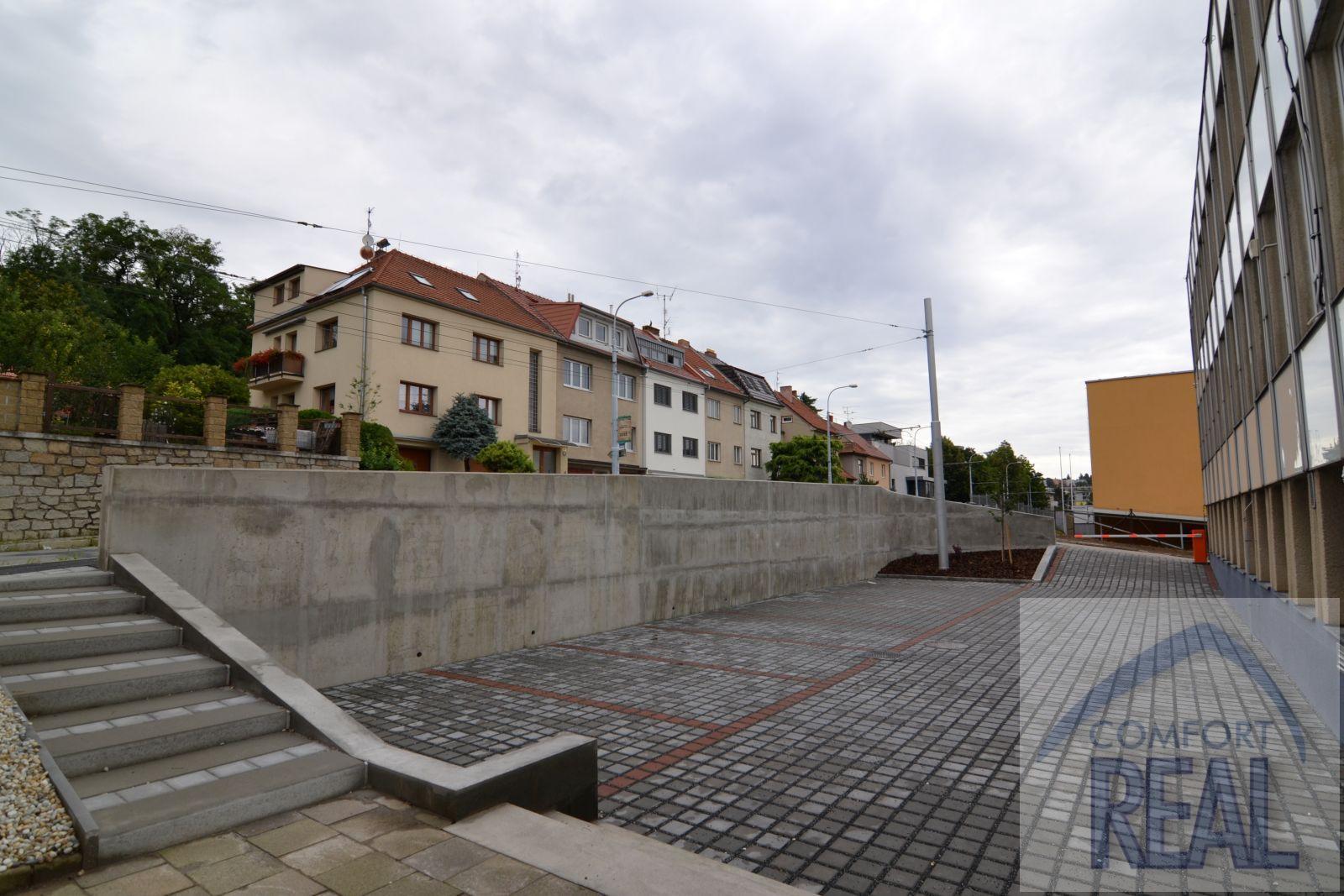 Pronájem kanceláří na ulici Kroftova , Brno - Žabovřesky