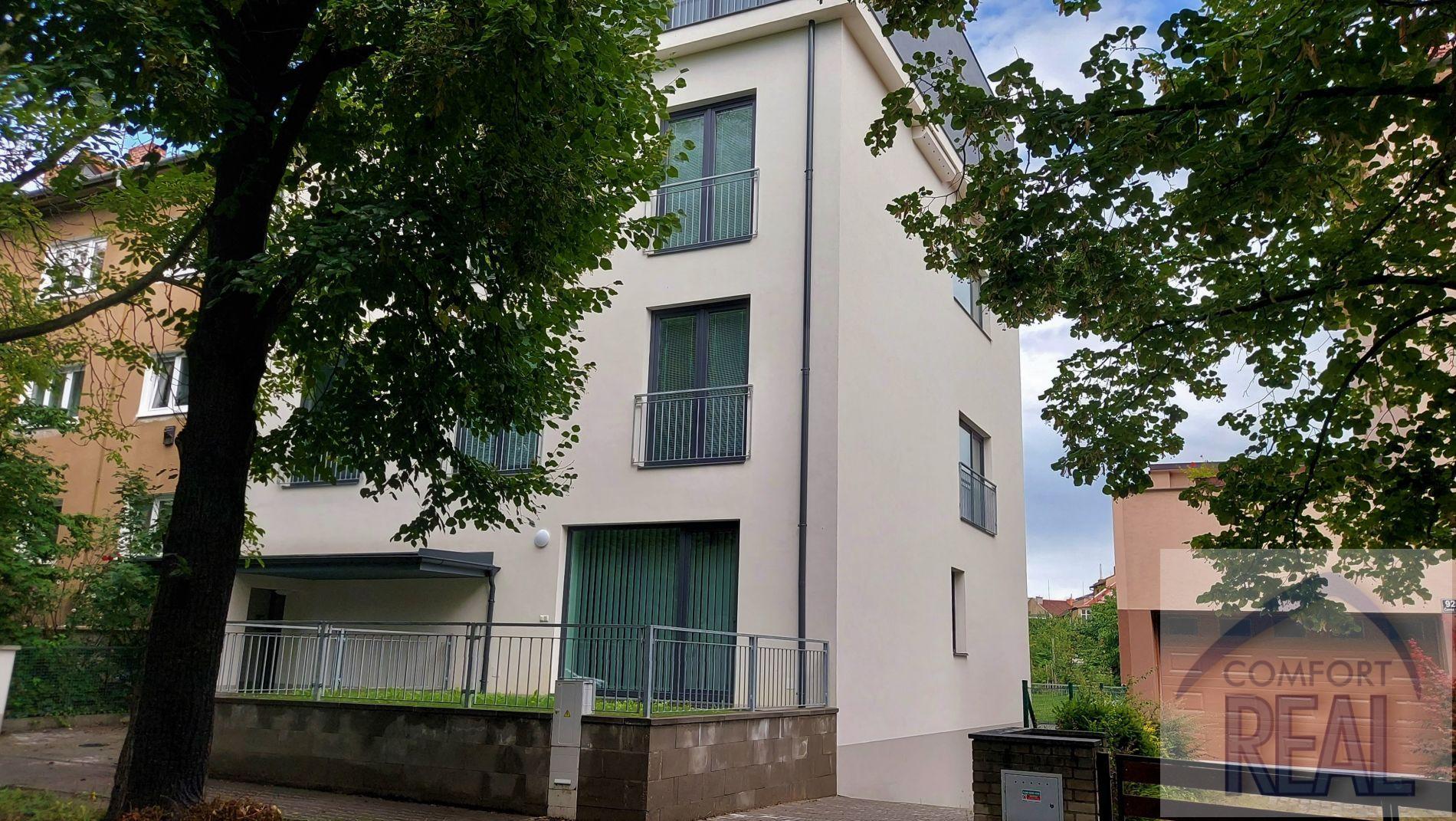 Pronájem bytu 4+kk S terasou, na ulici Mathonova, Brno - Černá Pole