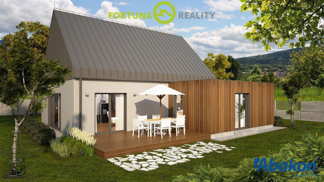 Prodej vícegeneračního rodinného domu z keramzitových bloků - podlahová plocha 142 m2