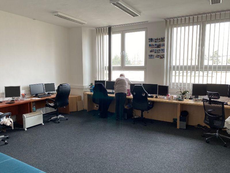 Pronájem kanceláři 15 - 37 m2 Šenov u Nového Jičína