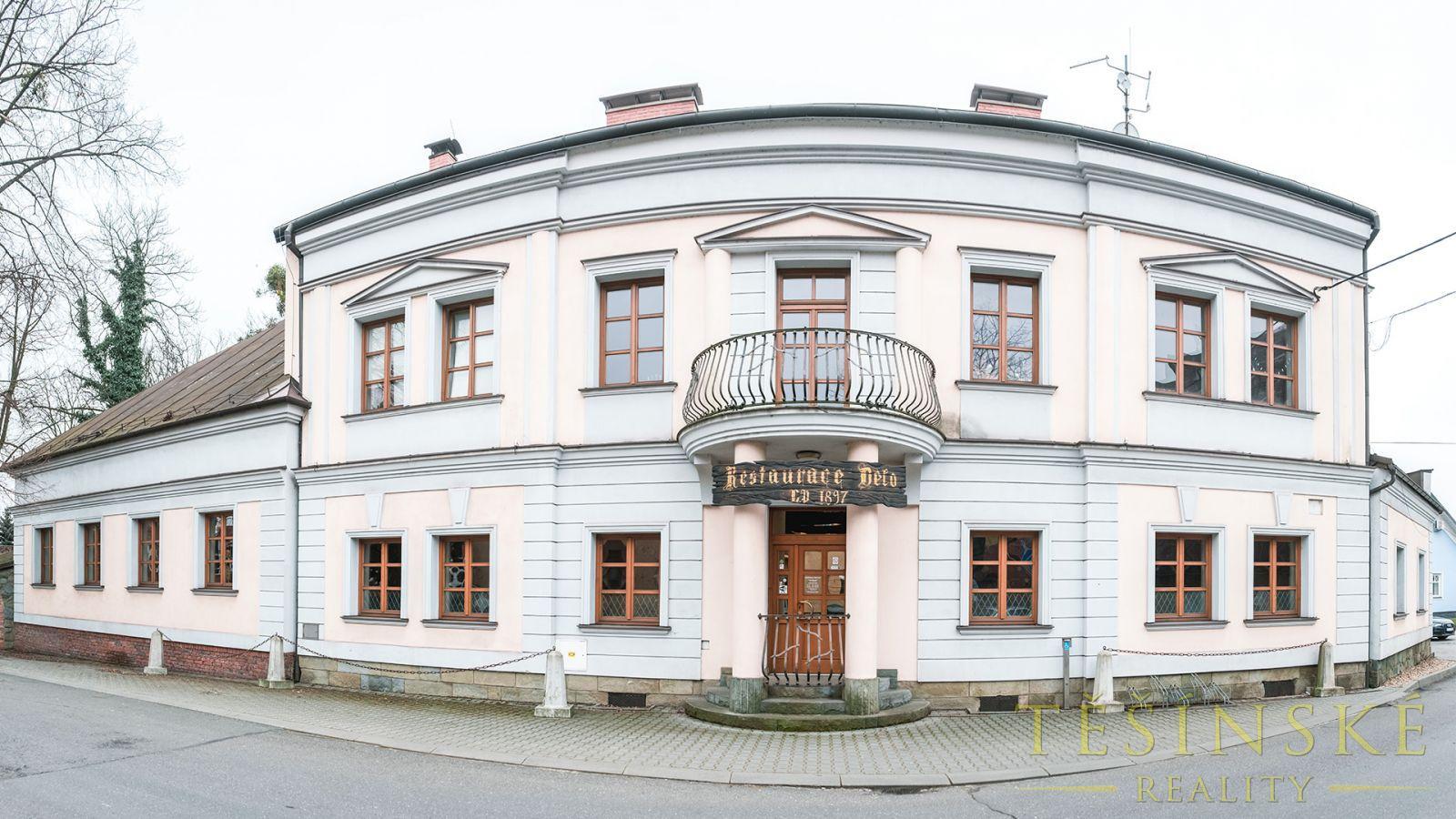 Prodej činžovního domu