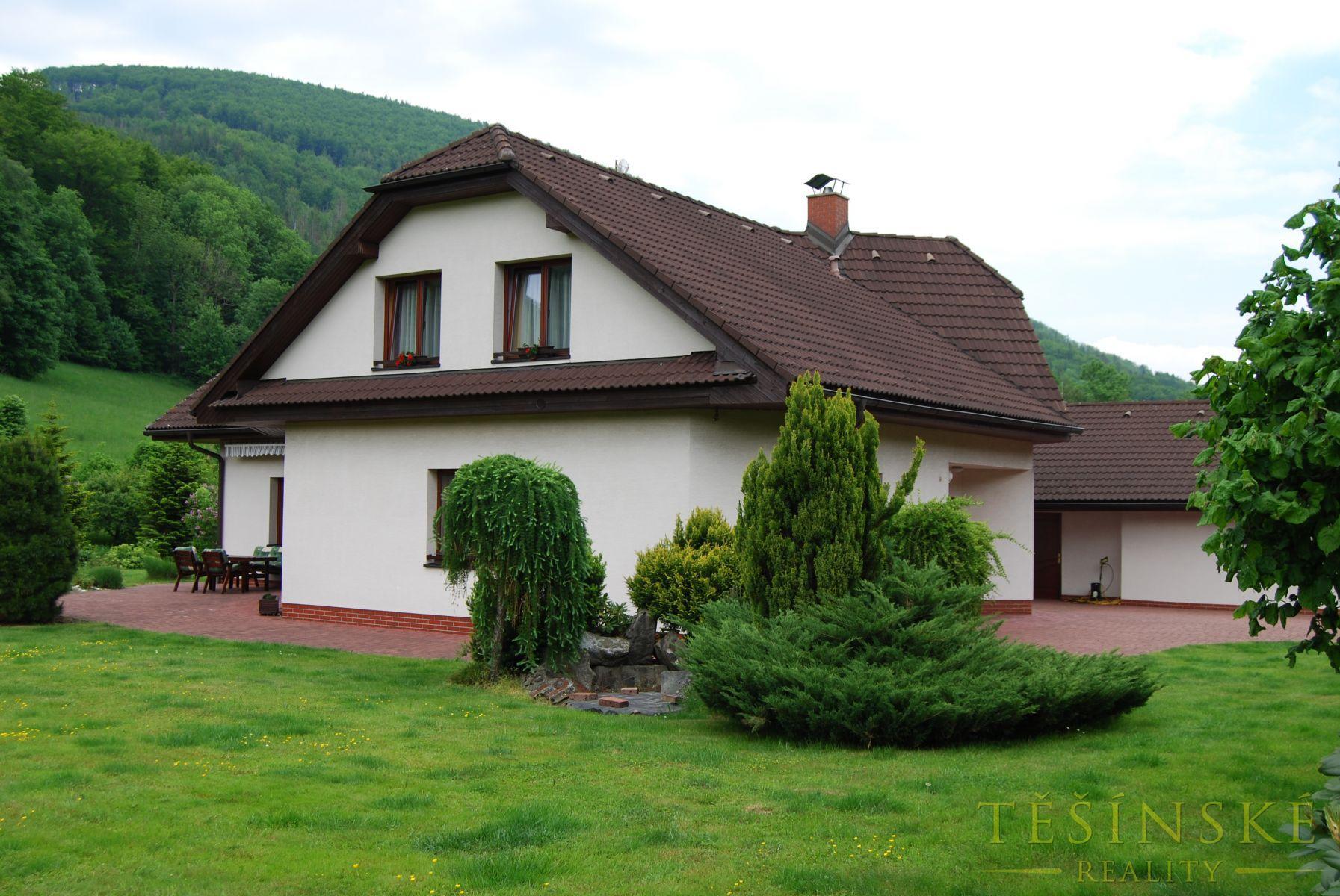 Prodej rodinného domu Třinec - Tyra
