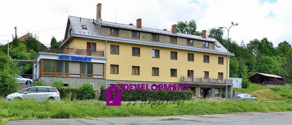 Prodej, Hotel, 4074 m2 - Letovice
