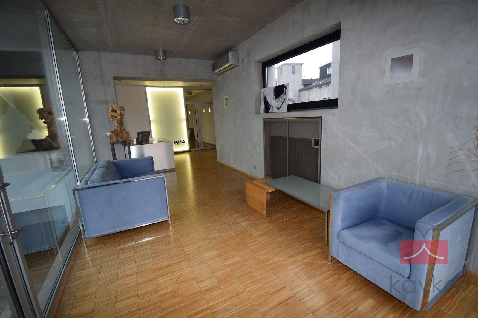 Pronájem reprezentativních kancelářských prostor, 222,7 m2, Humpolec