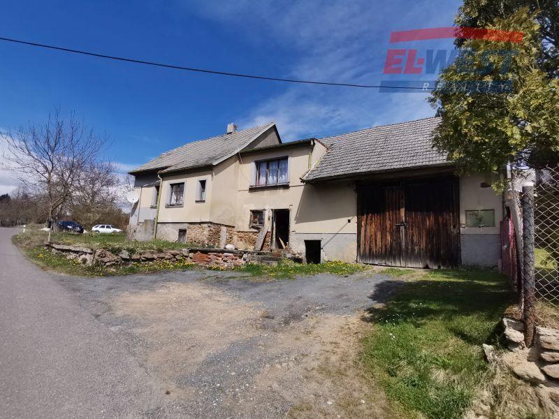 Prodej rodinného domu v Polánce u Nepomuku
