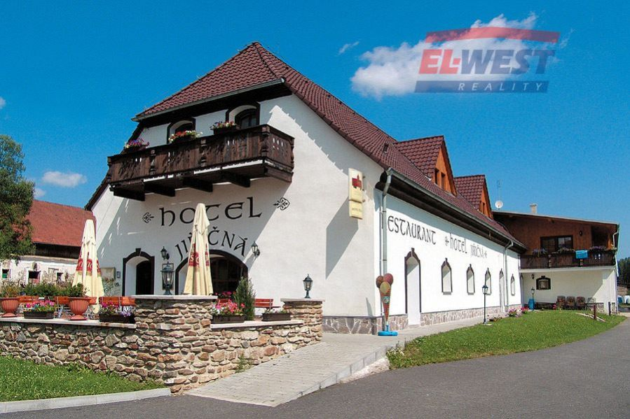 Prodej zavedeného zrekonstruovaného hotelu na Šumavě  Jiřičná, Petrovice u Sušice