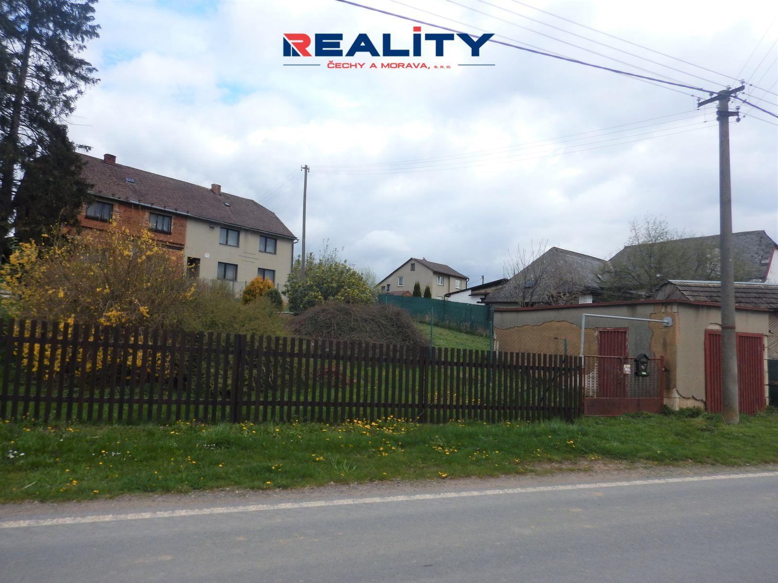 Prodej domu v Boršově u Moravské Třebové