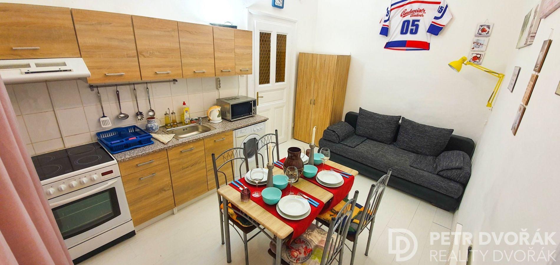 Prodej bytu 2+kk 46 m2, Chelčického, Praha 3 - Žižkov