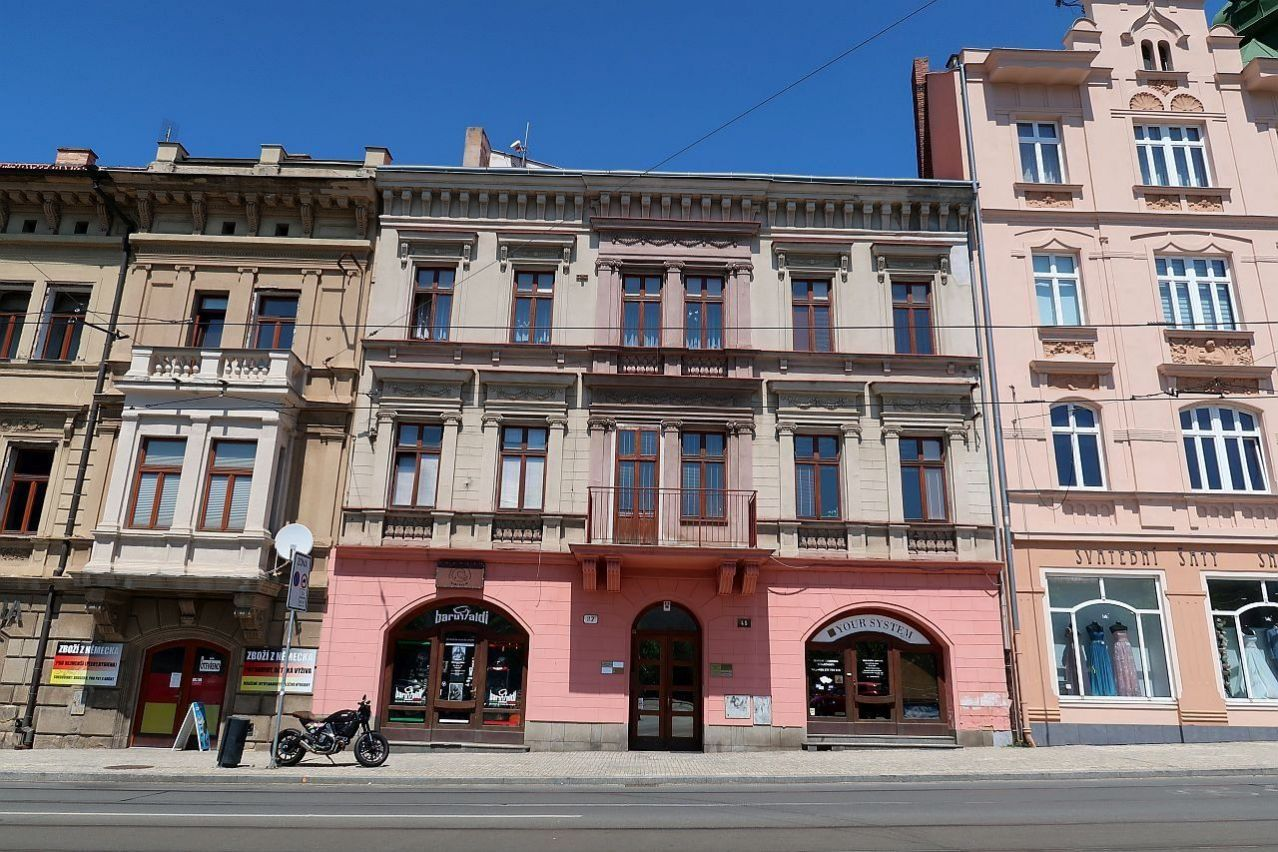 Kancelářské prostory v centru města o velikosti 73 m2 v Pražské ulici v Plzni.