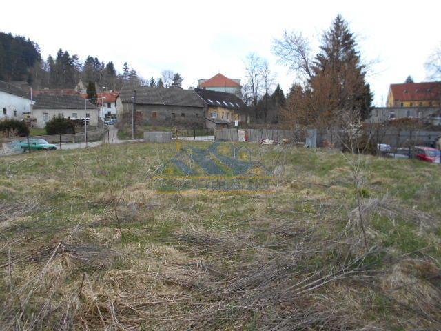 Prodej stavebního pozemku 1715 m, Větřní