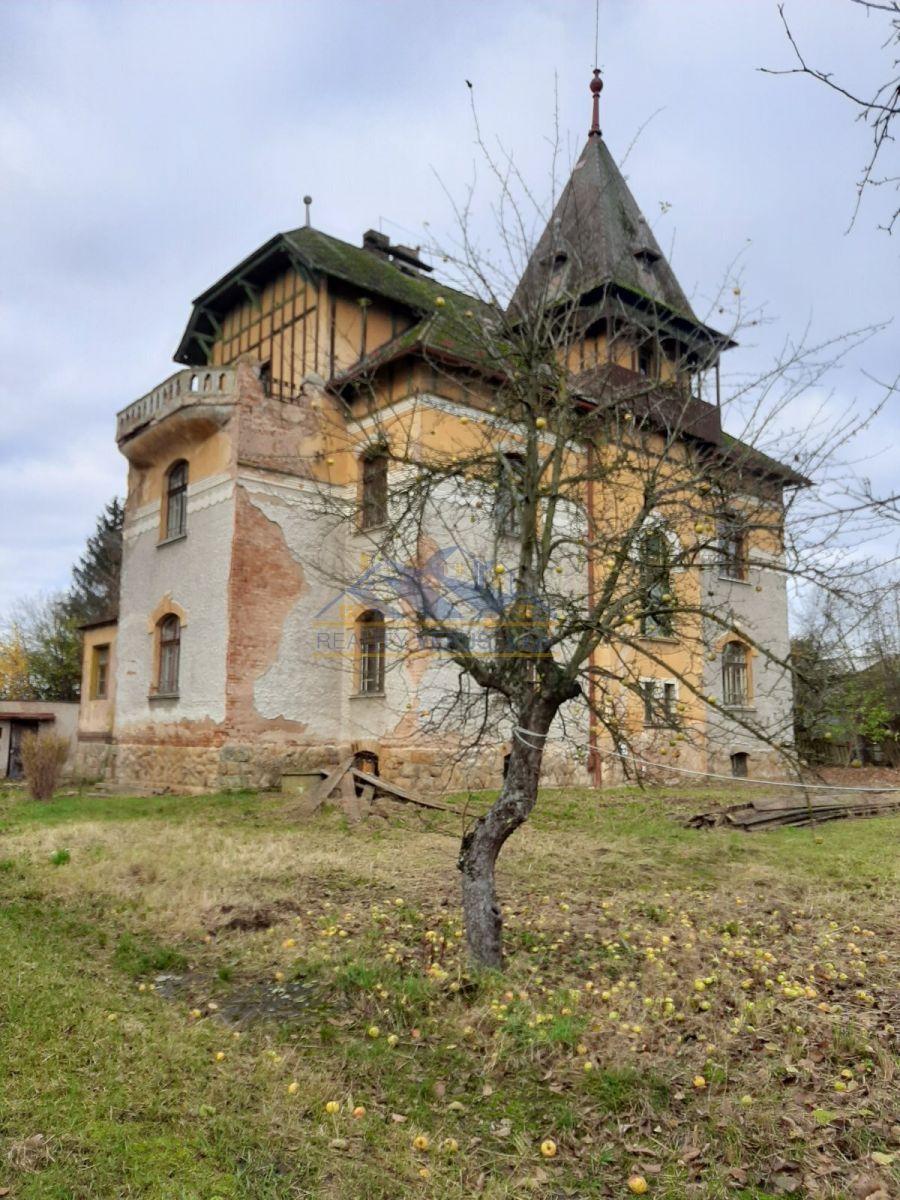 Prodej Ulrichova Vila Nový Bydžov okr.  Hradec Králové