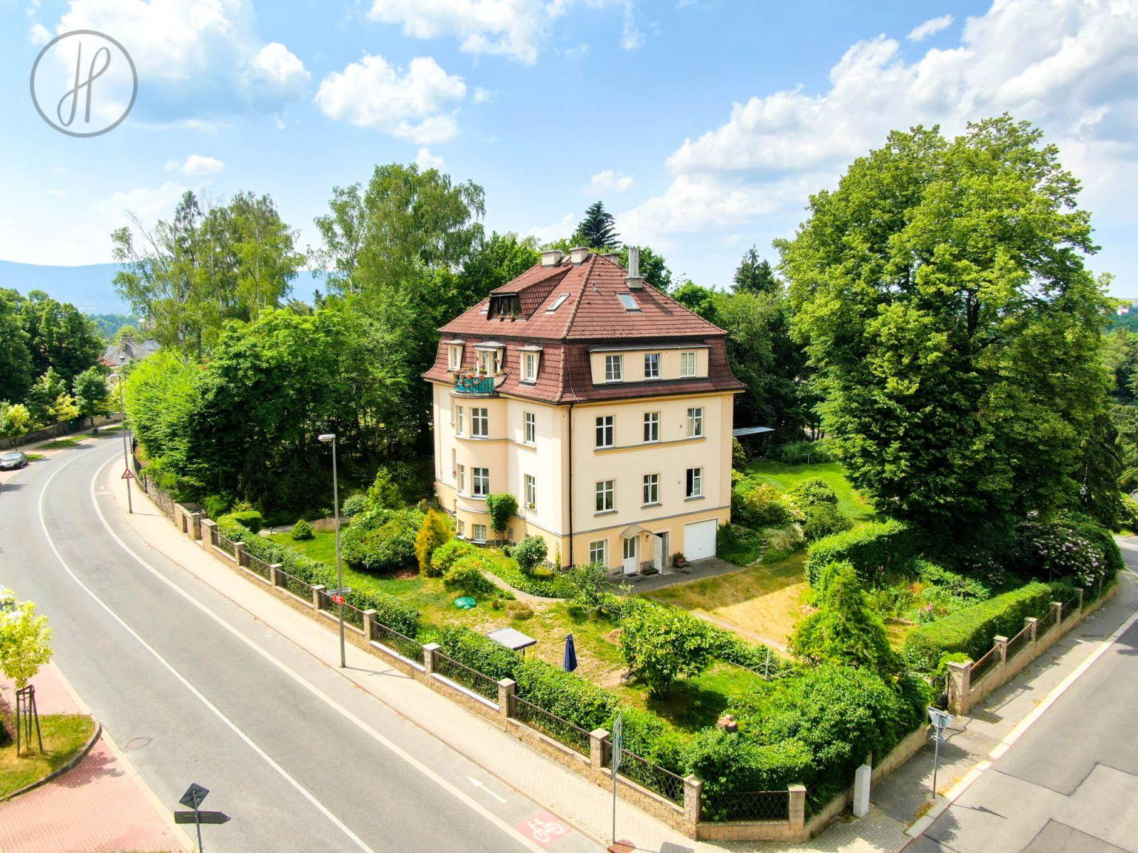 Pronájem bytu 1+kk, 22 m2, Liberec I-Staré Město