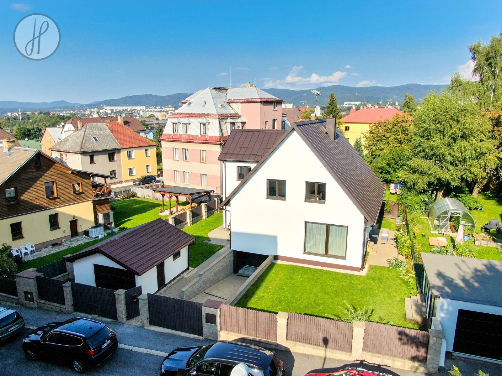 Prodej rodinného domu 6+kk, 235 m2, Liberec VII-Horní Růžodol