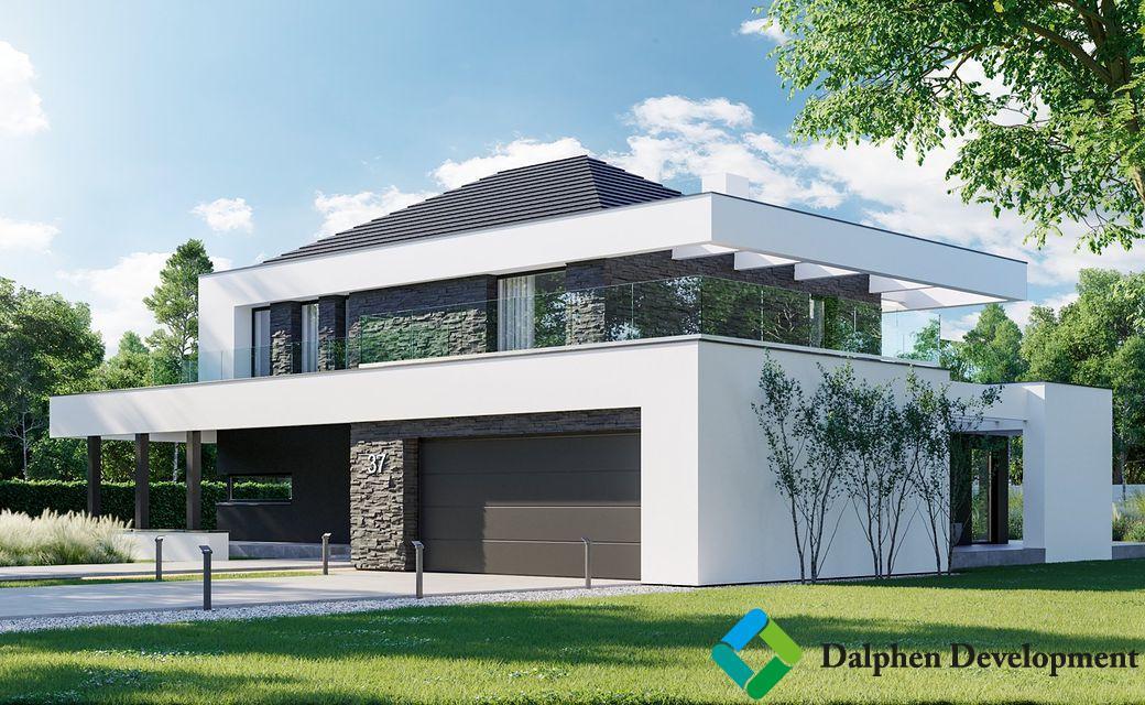Prodej pozemku s výstavbou rodinného domu 5+kk+dvojgaráž 228 m2, Čeladná 3200 m2