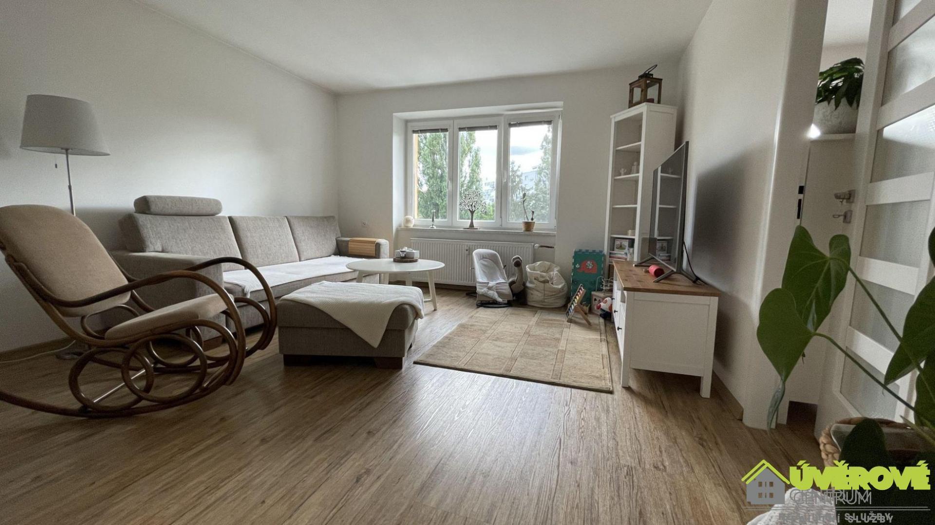 prodej byt 2+1, 56 m2, Brno - Štýřice