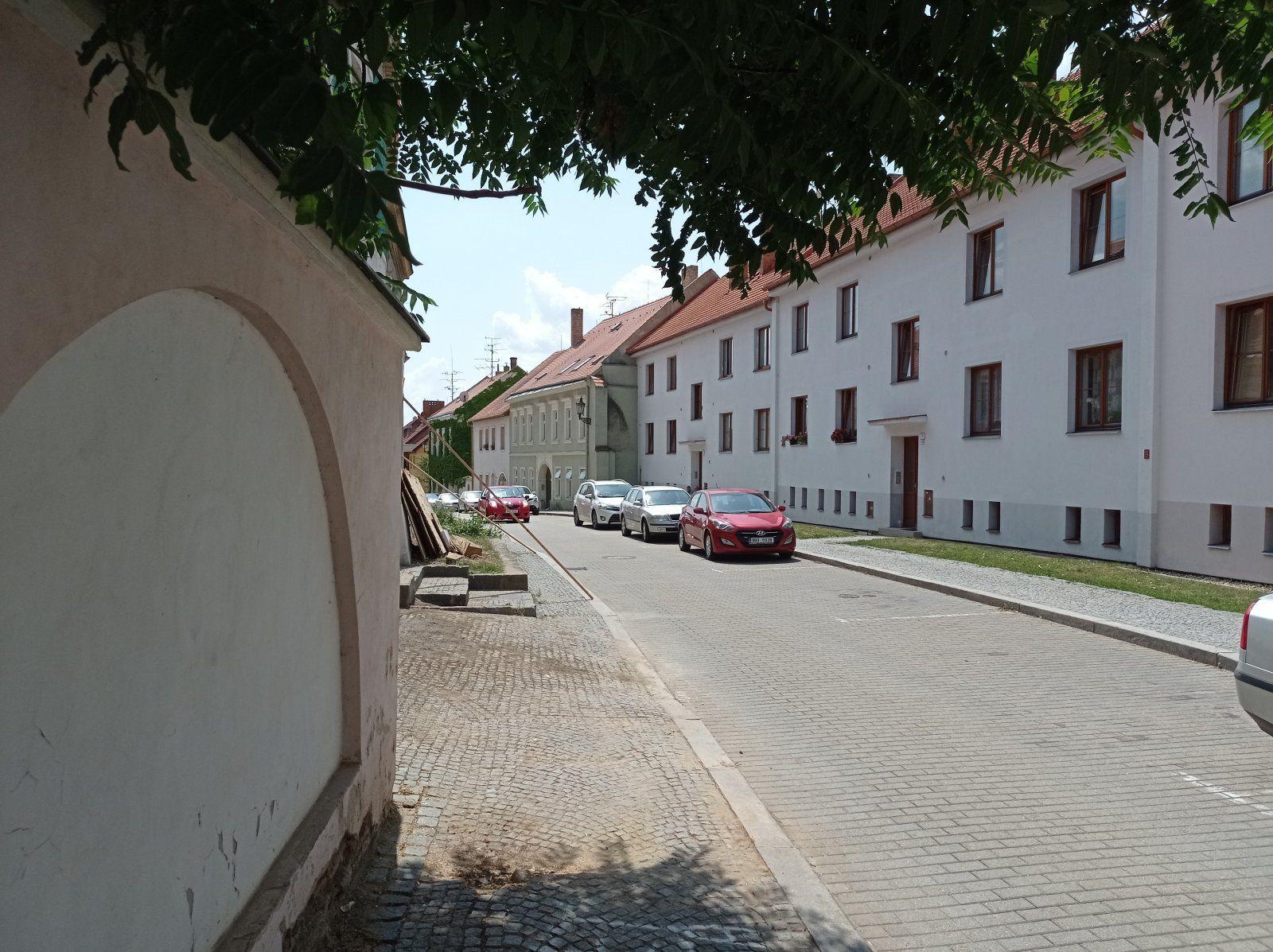 Byt 2+1 v historickém centru Mikulova